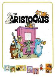 แมวเหมียวพเนจร The Aristocats (1970)