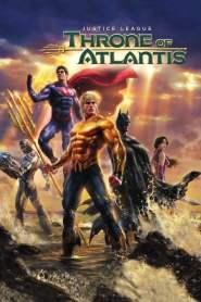 จัสติซลีก ศึกชิงบัลลังก์เจ้าสมุทร Justice League: Throne of Atlantis (2015)