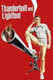ไอ้โหดฟ้าผ่ากับไอ้ตีนโตย่องเบา Thunderbolt and Lightfoot (1974)
