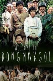 ยัยตัวจุ้นวุ่นสมรภูมิป่วน Welcome to Dongmakgol (2005)