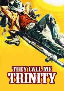 อย่าแหย่เสือหลับ They Call Me Trinity (1970)