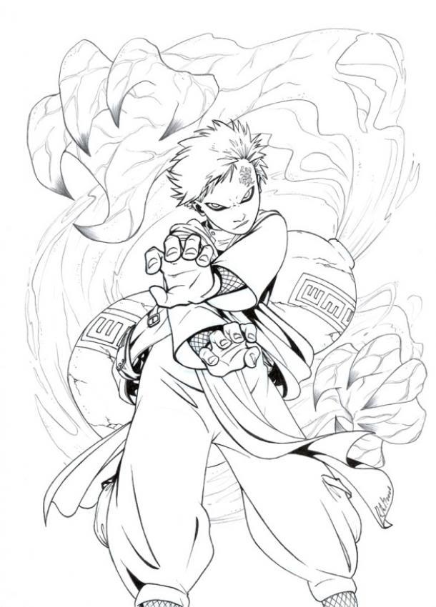 Desenhos Naruto Raposa Page 3 Lifeanimes Com