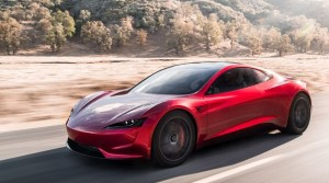 2021 Tesla Roadster Powertrain