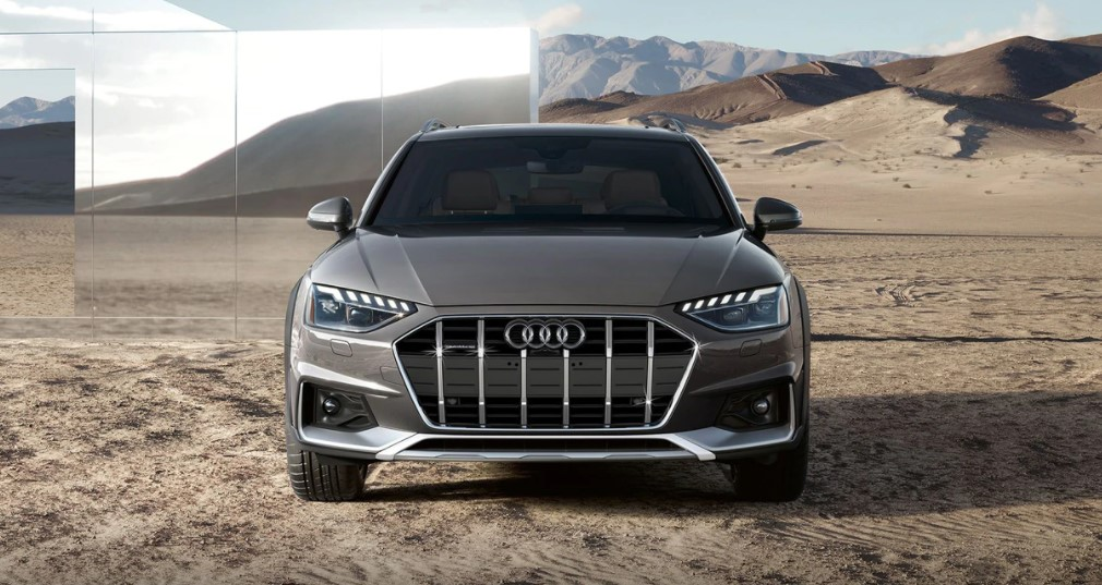 2021 Audi A4 Allroad Front View