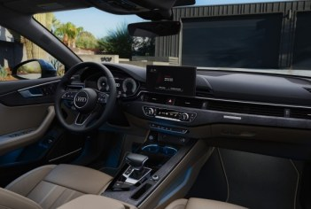 2021 Audi A5 Sportback with new interior