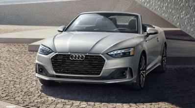 2021 Audi A5 with new exterior