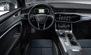 2021 Audi A6 Allroad Navigation and Infotainment