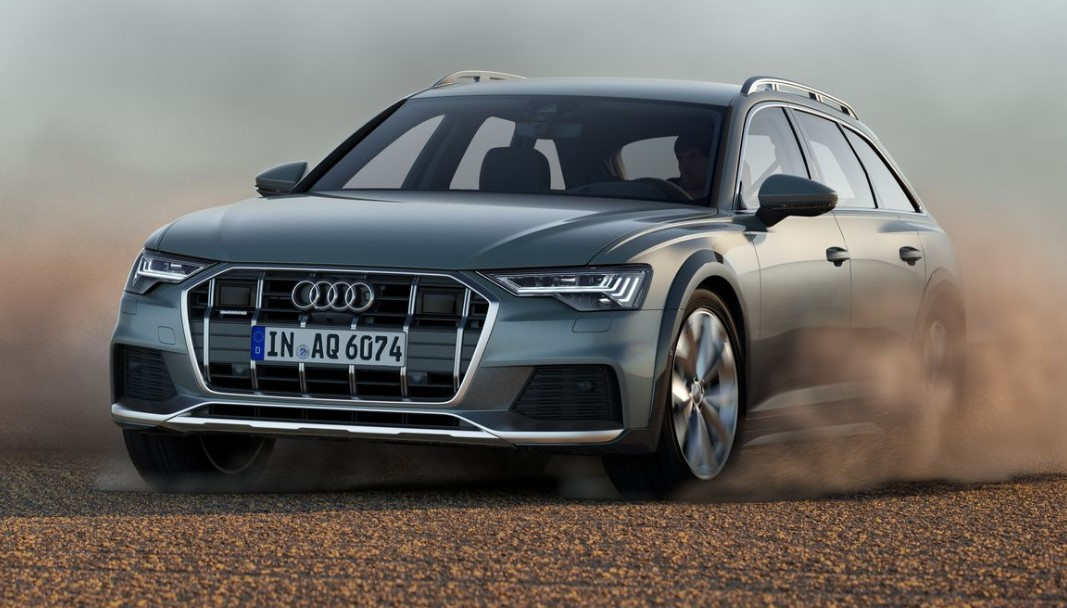 2021 Audi A6 Allroad Powered with new engine system