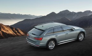 2021 Audi A6 Allroad with new exterior