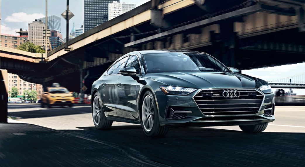 2021 Audi A7 New Edition