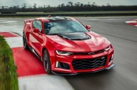 2021 Chevrolet Camaro ZL1 New Exterior Design