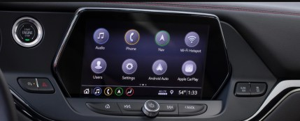 2021 Chevy Blazer has more infotainment features