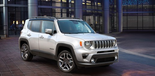 2021 Jeep Renegade New Edition