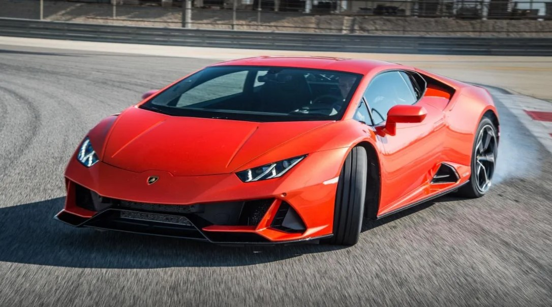 2021 Lamborghini Huracan Powered with new engine system