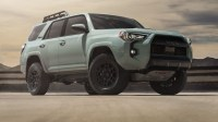 2021 Toyota 4Runner new exterior design