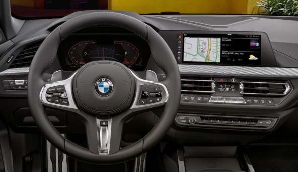 2021 BMW 2-Series Gran Coupe Navigation and Infotainment