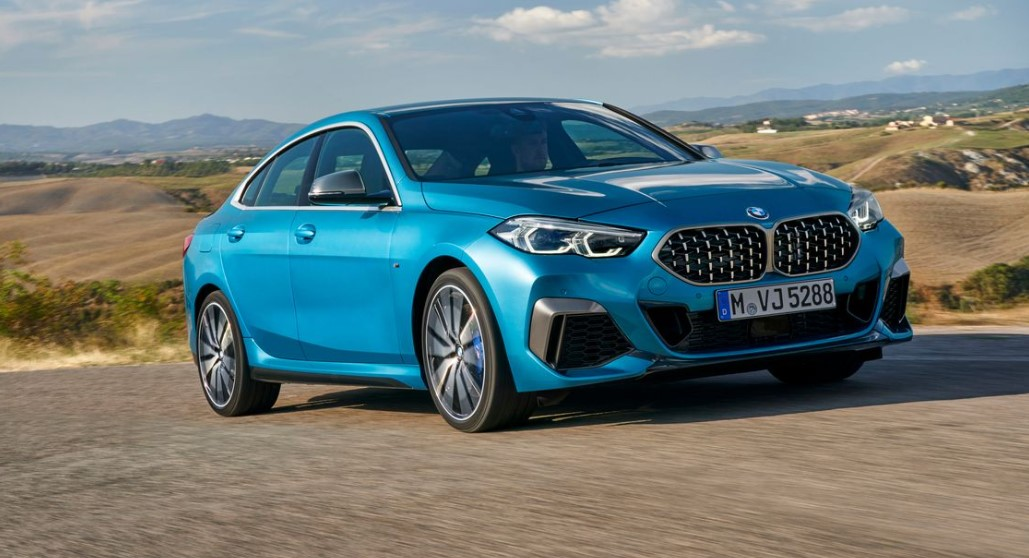 2021 BMW 2-Series Gran Coupe Test Drive with its new engine