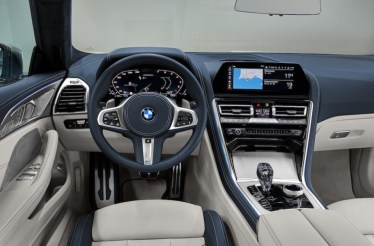 2021 BMW 8-series Gran Coupe Navigation and Infotainment