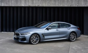 2021 BMW 8-series Gran Coupe New Exterior Design