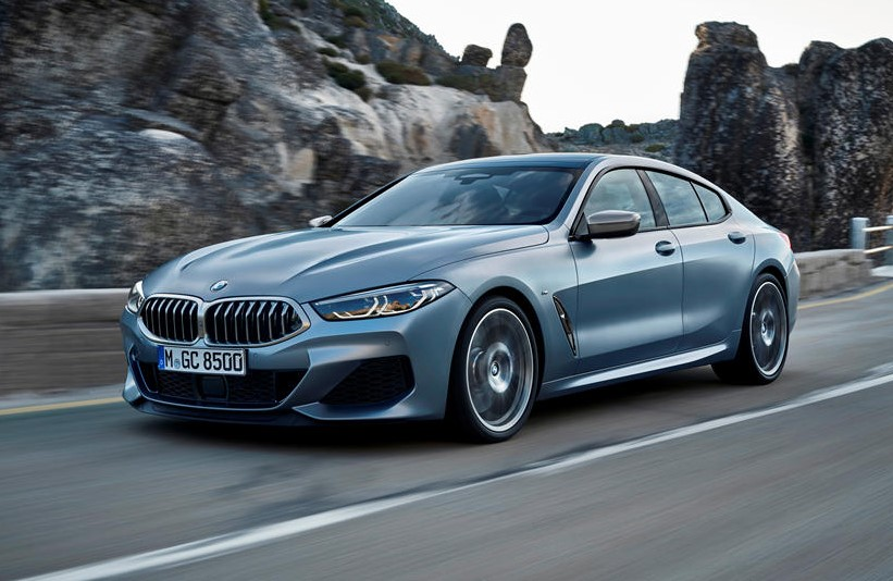 2021 BMW 8-series Gran Coupe Official Preview