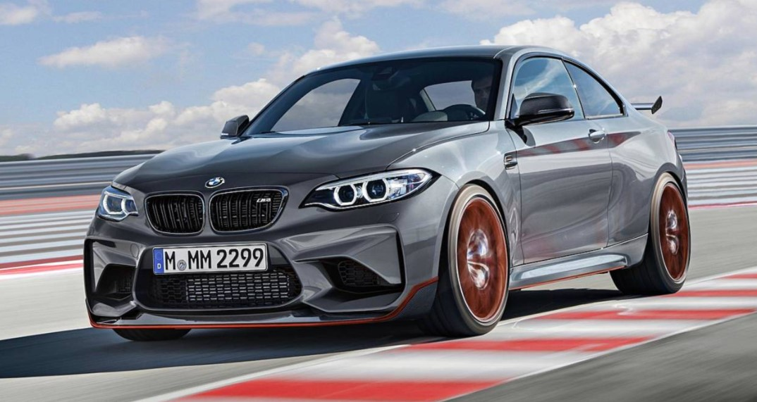2021 BMW M2 Competition has more power with its new engine