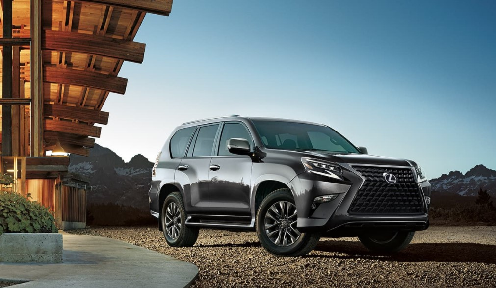 2021 Lexus GX Official Preview