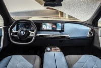 2022 BMW iX Electric SUV Interior