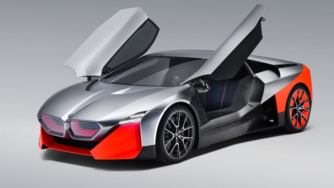 2024 BMW i8 M will comes out with BMW's vision concept