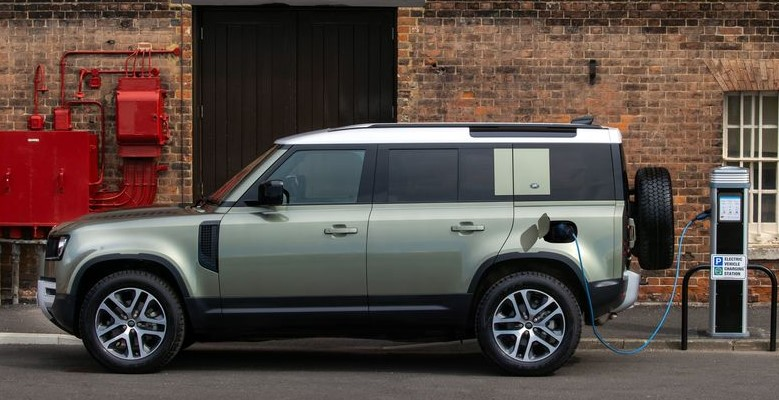 2021 Land Rover Defender Official Preview
