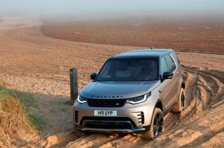 2021 Land Rover Discovery Powertrain