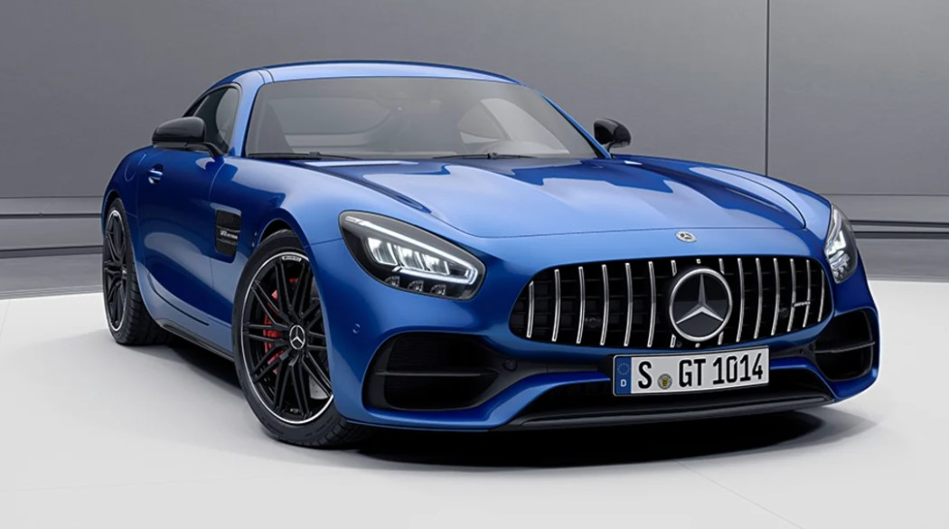 2021 Mercedes-AMG GT New Edition