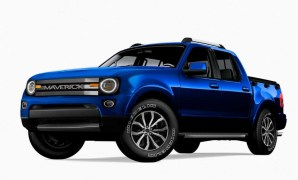 2022 Ford Maverick New Style Design