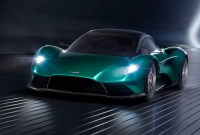 2022 Vanquish Vision Concept with new design