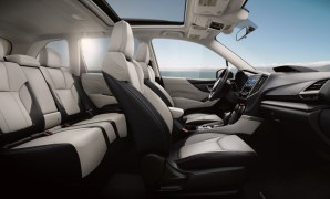 2021 Subaru Forester New interior Design