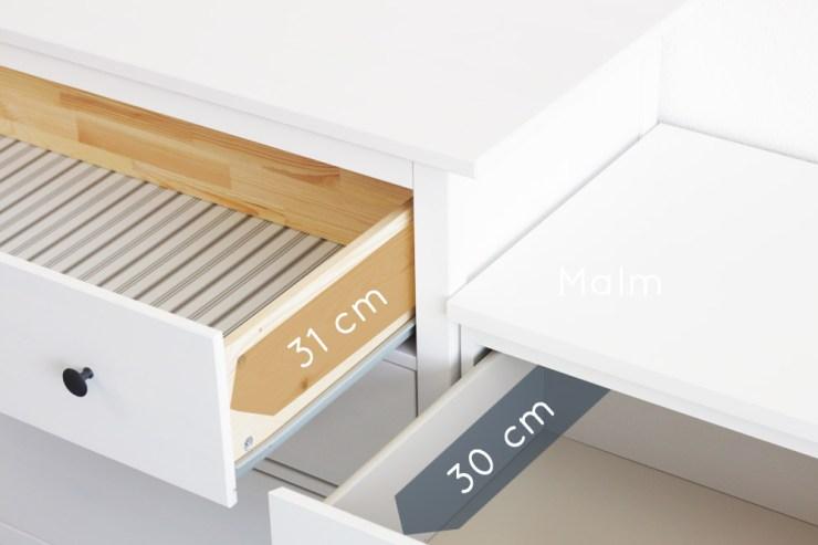Ikea Hemnes Kommode Maße 2021