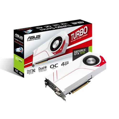 ASUS GeForce TURBO GTX970 OC 4GB inkl. The Division & Far Cry Primal
