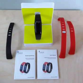 Sharon Fitnesstracker