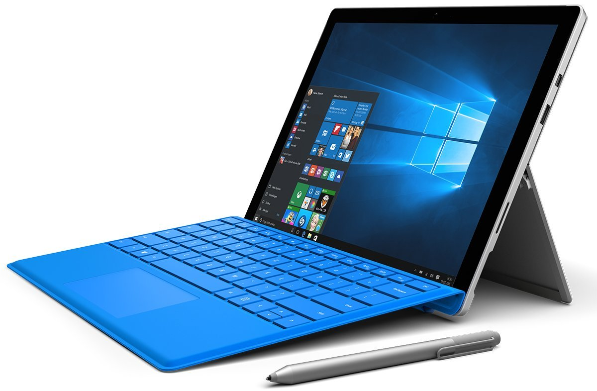 Microsoft Surface Pro 4 M3 inkl. Type Cover für 799€