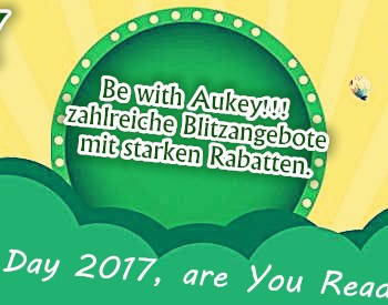 Amazon Prime Day 2017 mit Aukey