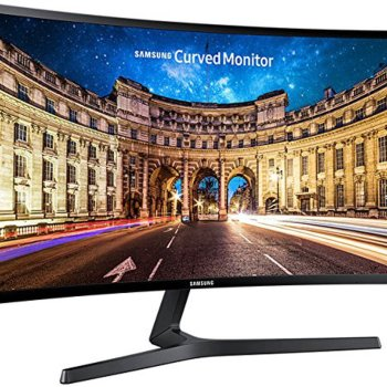 Samsung LED Curved Monitor C27F396FHU