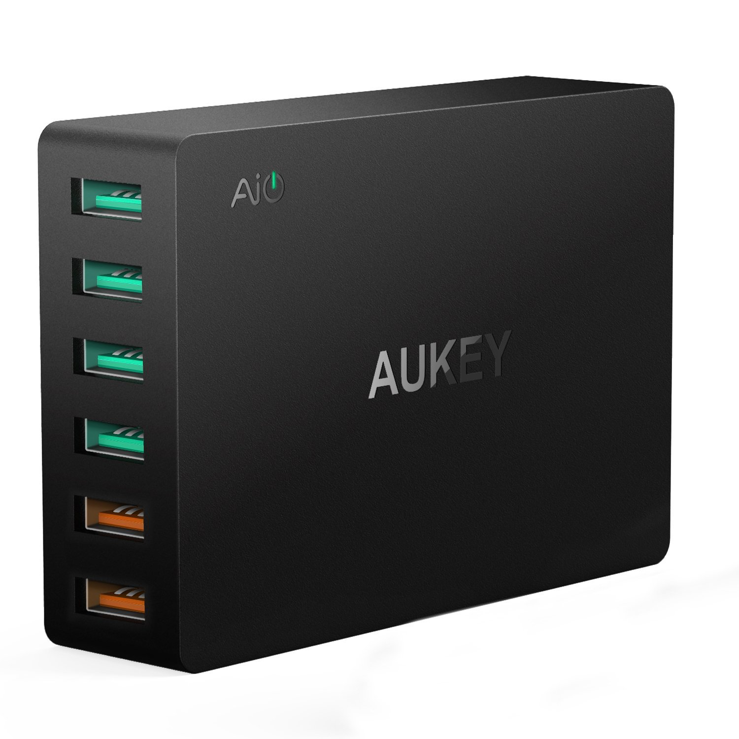 Aukey USB 6 Port Charger PA-T11 mit Quick Charge 3.0 im Test