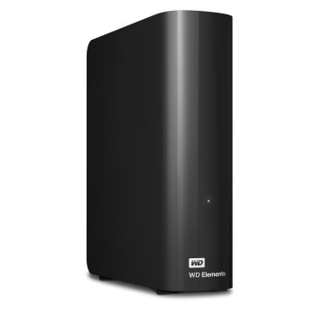 Western Digital 4TB Elements Desktop externe Festplatte USB3.0