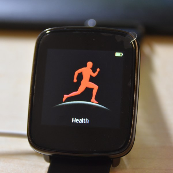 Health - Yamay Smartwatch SW018 IP68
