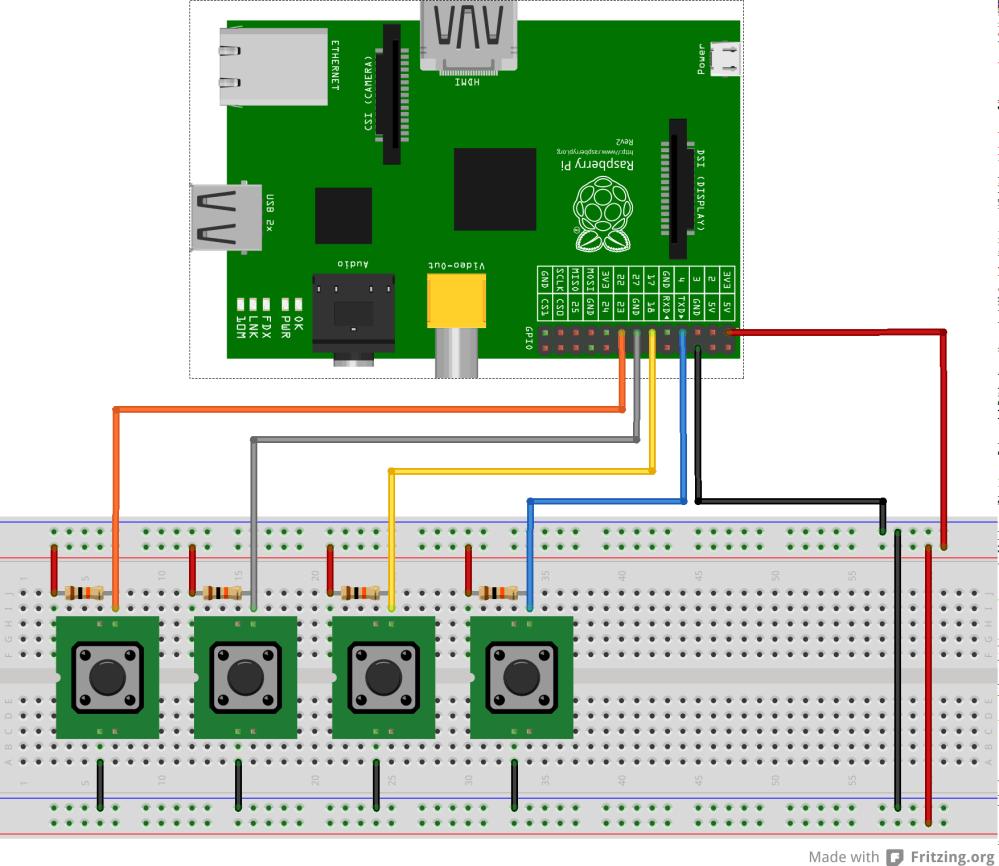 medium resolution of build your own raspberry pi call button 1 raspi circuit diagram