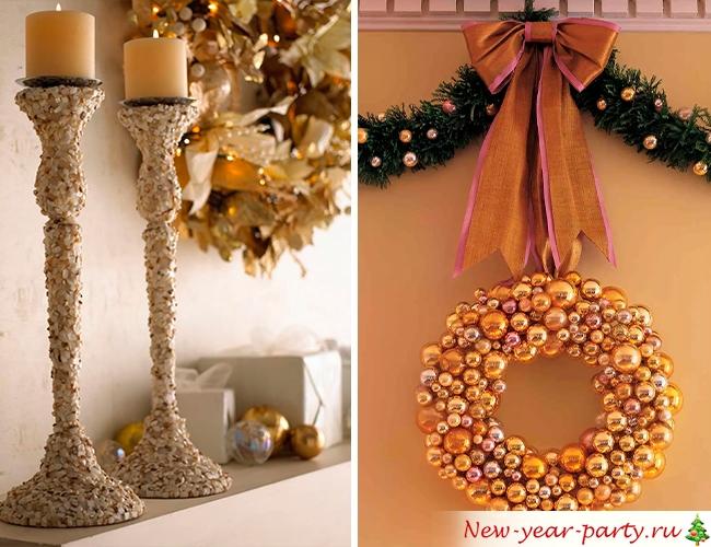 χριστουγεννιάτικο στεφάνι