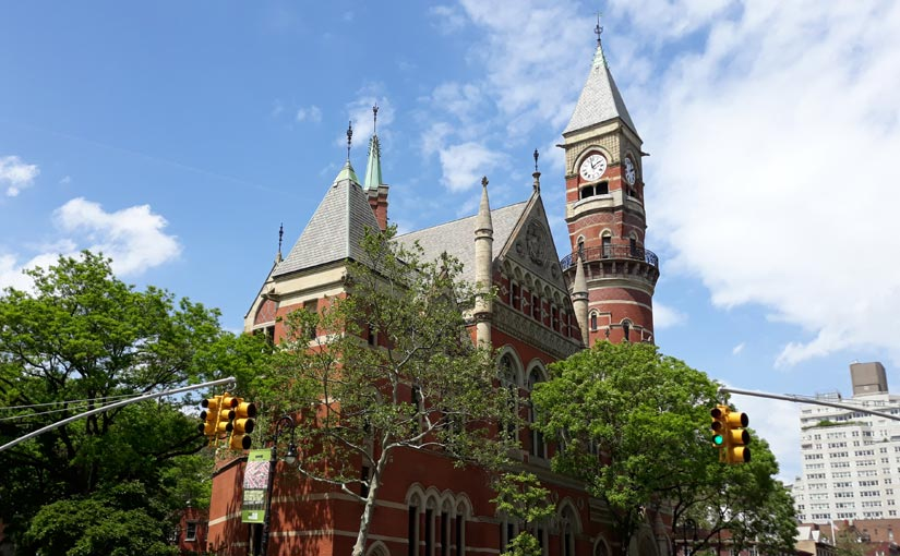 Jefferson Market Courthouse in New York (Bild: Jürgen Kroder)