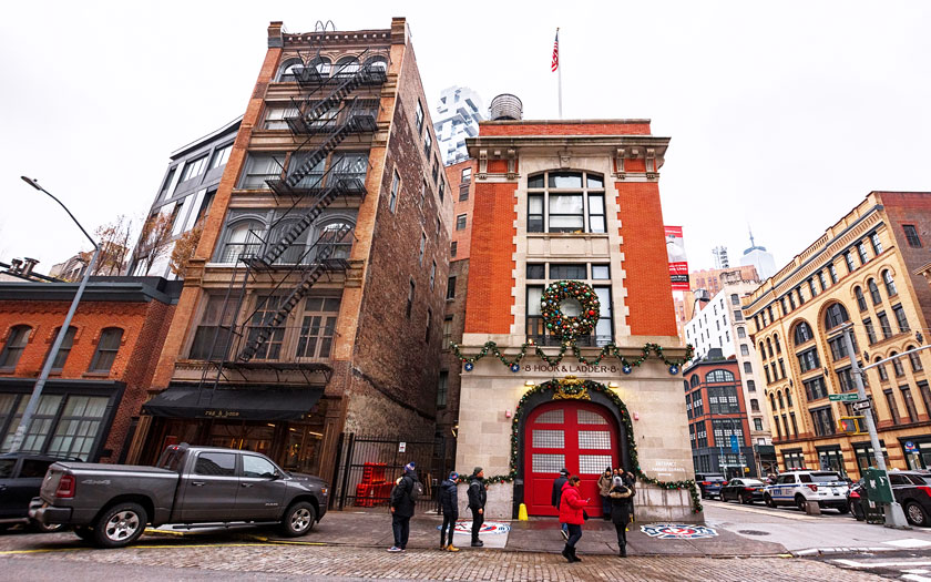New York - Ghostbusters Headquarter - Feuerwehrhaus (Bild: Shutterstock)