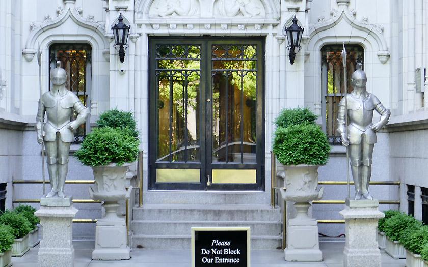 New York Gramercy Park (Bild: Jürgen Kroder)