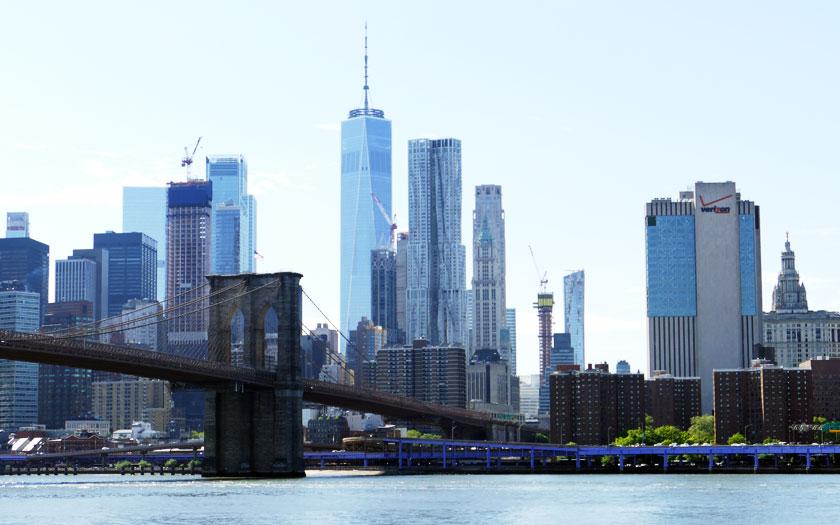 New York Skyline (Bild: Jürgen Kroder)