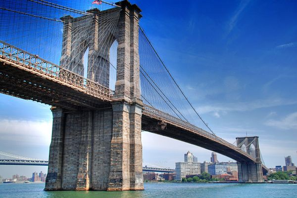 Nowy Jork - Brooklyn Bridge